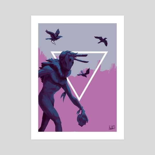 WANDERER #2 by Alexandre C