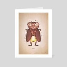 Fillium - Art Card by Derrick Villalpando