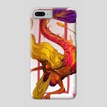 Mer 7 - Phone Case by Jocelyn Short