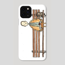 Forrest Gump - Phone Case by Annie Idris Kunwar