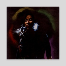 Chaka Khan - Canvas by Ashanti Khan
