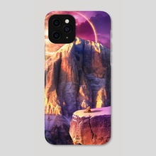 SELF DISCOVERY - Phone Case by Archie Andarski