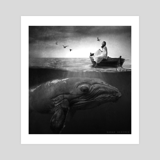 The Girl & The Whale by Sarah DeRemer
