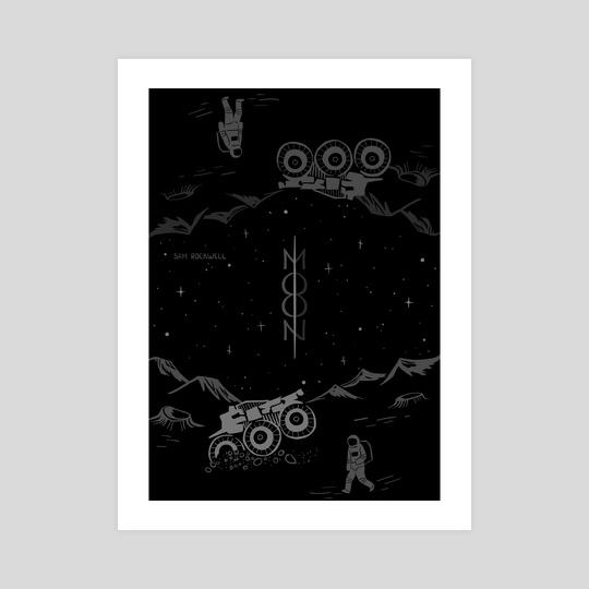 Moon by Maria Ku