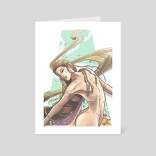 Dea Terra (4E Series) - Art Card by Abzolut