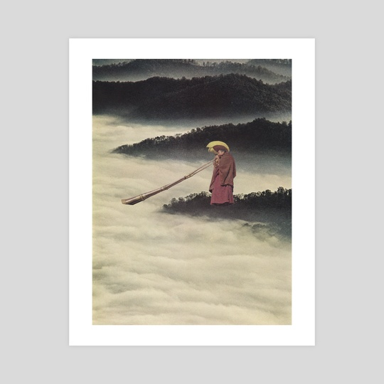 Sea of Fog by Lerson