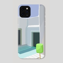 arch3 - Phone Case by Natalia Filatkina
