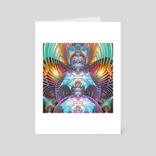 AWAKEN - Art Card by MEATLOAF (DESIGN HOUSE)
