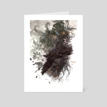 Mother Nature - Art Card by Svetlin Velinov
