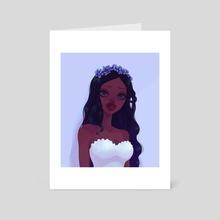 I like your enthusiasm... - Art Card by Jia