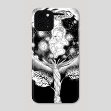 The Brightness of your Eyes. - Phone Case by Samuel Guerrero