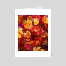 A Motionless Wilderness - B8 - Art Card by ConaStoe