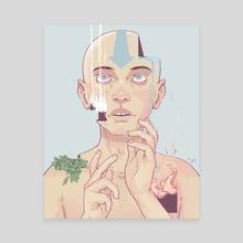 ATLA - Canvas by Sara Hjardar