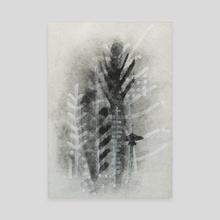 Landscape I - Canvas by Linette No