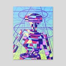 Deco El Three - Acrylic by Josh S