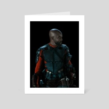 Deadshot - Art Card by Craig Stirling
