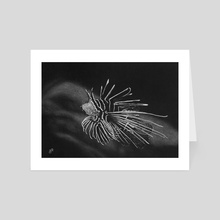 Lionfish - Art Card by WickedIllusion