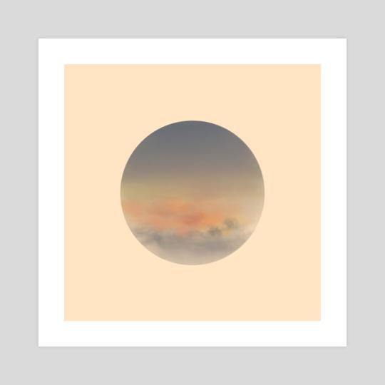 Moon 3 by Joseph Patton