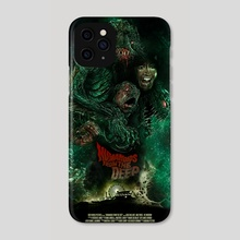 Humanoids from the Deep - Phone Case by D-Wrex