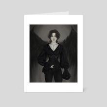 Corset  - Art Card by saRuna