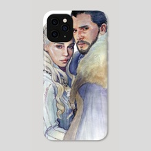 Jonerys - Phone Case by Marta  Dasic