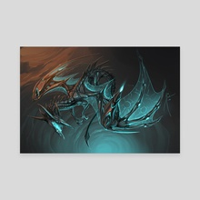 Stormbringer - Canvas by [ Alice ]