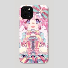 Sweet & Colorful - Phone Case by Inma Ruiz