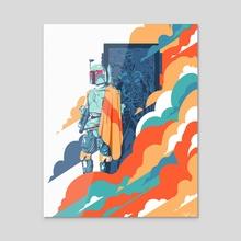 Bounty - Acrylic by Matt Kehler