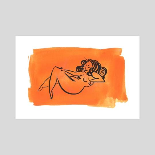 Nude 1 by Sasha Spooky