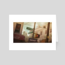 Onderdonk - Art Card by Farhana Hossain