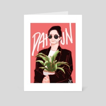 Dahyun the Professional - Art Card by Jes Keith