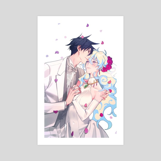 Simon and Nia Wedding by Gearous