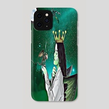 Queen deragon - Phone Case by aliasghar shabani