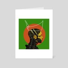the new millennium destar - Art Card by mulo