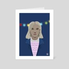 Eleven 2/4 - Art Card by Danilo Almeida