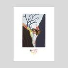 Womens March 2020 - Art Print by Menah M
