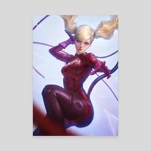 Ann Takamaki - Canvas by Sean Tay