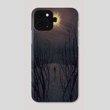Totality - Phone Case by Aimee Cozza