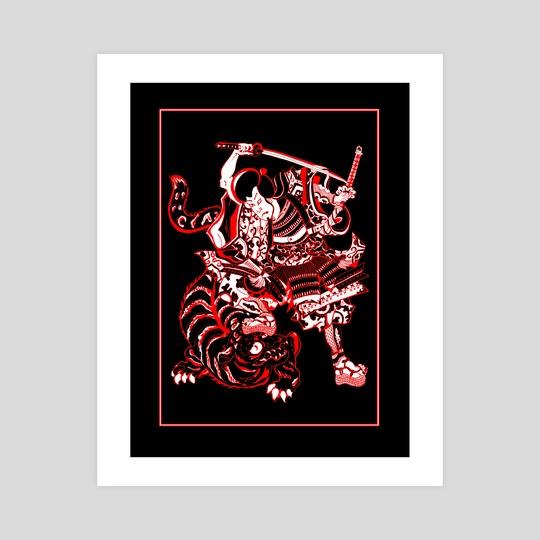 SamuraixxTiger by Tori Nevi