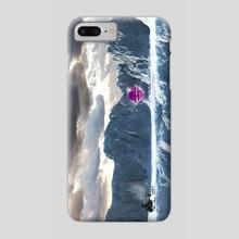 arrival - Phone Case by daniel burns