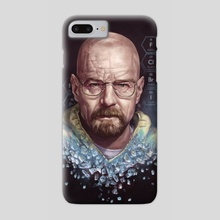 Walt - Phone Case by Matt Hubel