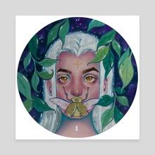 Secrets - Canvas by Jade Howard
