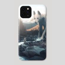 Territory - Phone Case by Anttoni Salminen