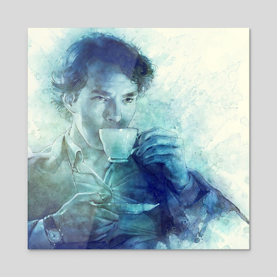 Tea by Anna Dittmann