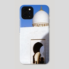 The gate of God - Phone Case by Benjamin Fauvel