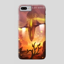 The Worldforge - Phone Case by Daniel Wachter