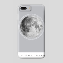 We Stopped Dreaming - Phone Case by Paul Rice