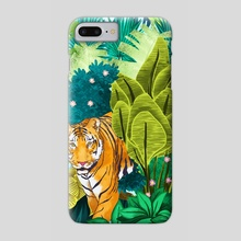 Jungle Tiger - Phone Case by 83 Oranges