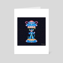 The Capsule - Art Card by Matheus Caleb