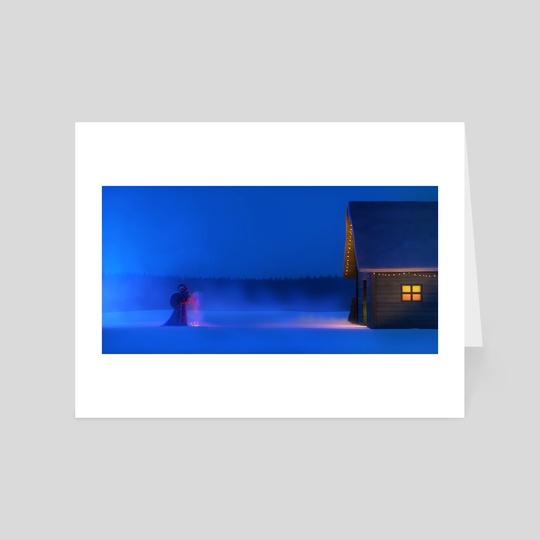 Krampus Nacht by Francois Deverly